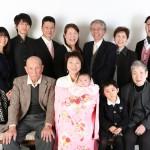 大阪の家族写真撮影スタジオ・ハニーアンドクランチのフォトギャラリーL180