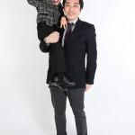大阪の家族写真撮影スタジオ・ハニーアンドクランチのフォトギャラリーL184