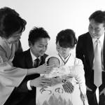 大阪の家族写真撮影スタジオ・ハニーアンドクランチのフォトギャラリーL186