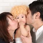 大阪の家族写真撮影スタジオ・ハニーアンドクランチのフォトギャラリーL187