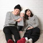 大阪の家族写真撮影スタジオ・ハニーアンドクランチのフォトギャラリーL190