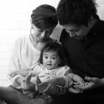 大阪の家族写真撮影スタジオ・ハニーアンドクランチのフォトギャラリーL191