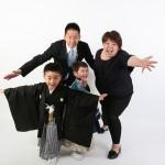 大阪の家族写真撮影スタジオ・ハニーアンドクランチのフォトギャラリーL200