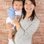 大阪の家族写真撮影スタジオ・ハニーアンドクランチのフォトギャラリーL201
