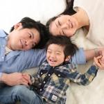 大阪の家族写真撮影スタジオ・ハニーアンドクランチのフォトギャラリーL204