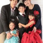 大阪の家族写真撮影スタジオ・ハニーアンドクランチのフォトギャラリーL205