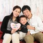 大阪の家族写真撮影スタジオ・ハニーアンドクランチのフォトギャラリーL206