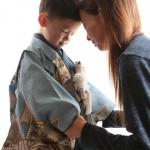 大阪の家族写真撮影スタジオ・ハニーアンドクランチのフォトギャラリーL207