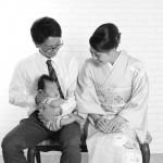 大阪の家族写真撮影スタジオ・ハニーアンドクランチのフォトギャラリーL211