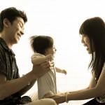 大阪の家族写真撮影スタジオ・ハニーアンドクランチのフォトギャラリーL213