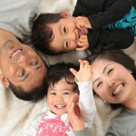 大阪の家族写真撮影スタジオ・ハニーアンドクランチのフォトギャラリーL221