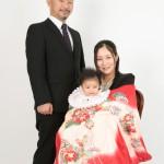 大阪の家族写真撮影スタジオ・ハニーアンドクランチのフォトギャラリーL223