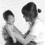 大阪の家族写真撮影スタジオ・ハニーアンドクランチのフォトギャラリーL233