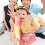 大阪の家族写真撮影スタジオ・ハニーアンドクランチのフォトギャラリーL234