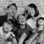 大阪の家族写真撮影スタジオ・ハニーアンドクランチのフォトギャラリーL235