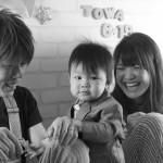大阪の家族写真撮影スタジオ・ハニーアンドクランチのフォトギャラリーL237