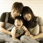 大阪の家族写真撮影スタジオ・ハニーアンドクランチのフォトギャラリーL238