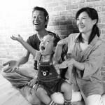 大阪の家族写真撮影スタジオ・ハニーアンドクランチのフォトギャラリーL240