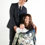 大阪の家族写真撮影スタジオ・ハニーアンドクランチのフォトギャラリーL242