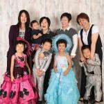 大阪の家族写真撮影スタジオ・ハニーアンドクランチのフォトギャラリーL244
