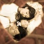 大阪の家族写真撮影スタジオ・ハニーアンドクランチのフォトギャラリーL245