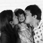 大阪の家族写真撮影スタジオ・ハニーアンドクランチのフォトギャラリーL246