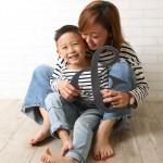 大阪の家族写真撮影スタジオ・ハニーアンドクランチのフォトギャラリーL250