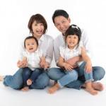 大阪の家族写真撮影スタジオ・ハニーアンドクランチのフォトギャラリーL252