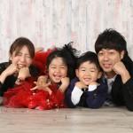 大阪の家族写真撮影スタジオ・ハニーアンドクランチのフォトギャラリーL253