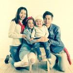 大阪の家族写真撮影スタジオ・ハニーアンドクランチのフォトギャラリーL256