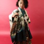 大阪の七五三写真撮影スタジオ・ハニーアンドクランチの男の子の和装のフォトギャラリーC060