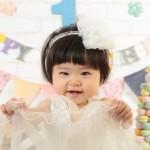 i021nn大阪の誕生日写真撮影スタジオ・ハニーアンドクランチのフォトギャラリー