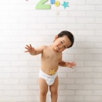 i023nn大阪の誕生日写真撮影スタジオ・ハニーアンドクランチのフォトギャラリー