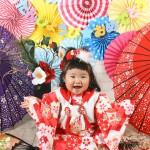 i031nn大阪の誕生日写真撮影スタジオ・ハニーアンドクランチのフォトギャラリー