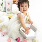 i083nn大阪の誕生日写真撮影スタジオ・ハニーアンドクランチのフォトギャラリー