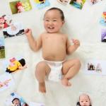 i123nn大阪の誕生日写真撮影スタジオ・ハニーアンドクランチのフォトギャラリー