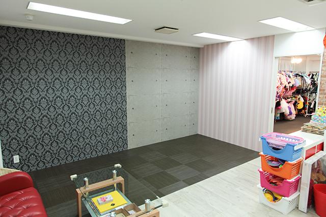 こども写真館HONEY&CRUNCHのJR京都駅前店の店舗写真02