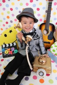 大人気のクラシック電話。