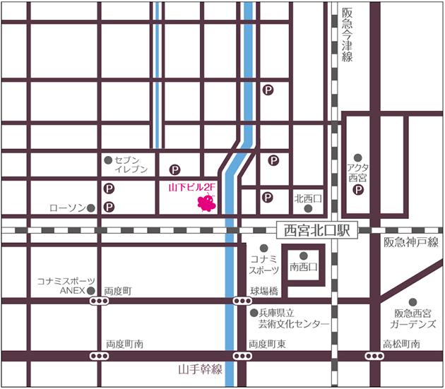 nishikita-map
