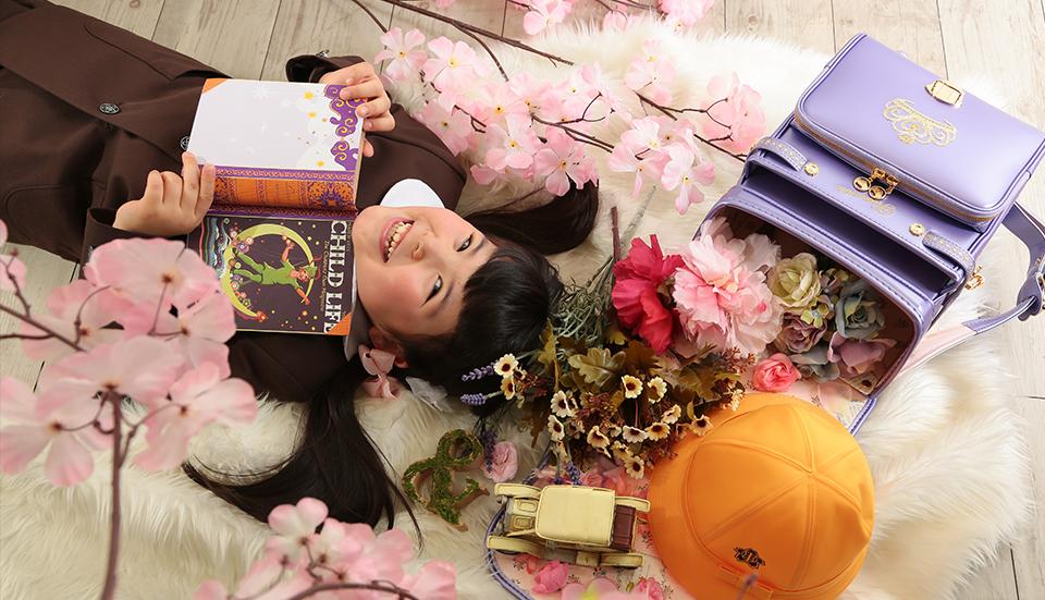 入園入学のフォトギャラリーのヘッダ写真