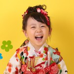 大阪で七五三の撮影日記ブログ写真