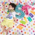 神戸で1歳誕生日写真撮影のブログ