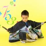 大阪で七五三写真撮影のブログ写真