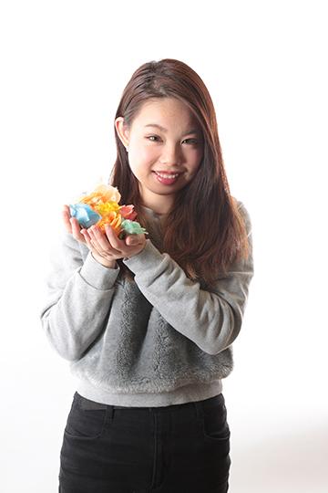 フォトスタジオHONEY&CRUNCHのスタイリストのkyoka