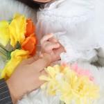 大阪のお宮参り・お食い初め・百日祝写真撮影スタジオ・ハニーアンドクランチのお宮参り洋装のフォトギャラリーG244