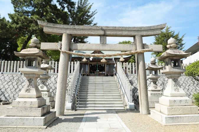 若宮 住吉神社