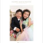 大阪で七五三写真ならハニーアンドクランチのポスタープレゼント02