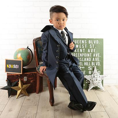 七五三・洋装(3〜5歳男の子)