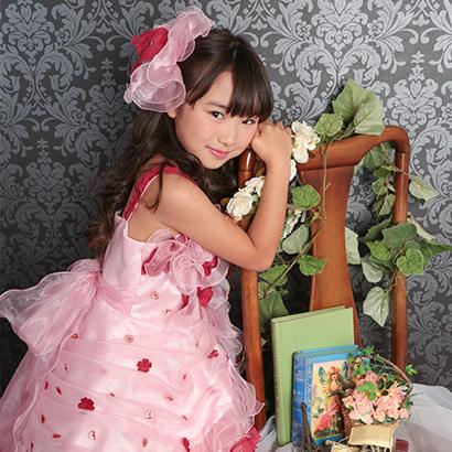 七五三・洋装(5~8歳女の子)
