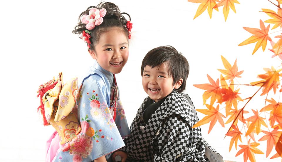 大阪で七五三写真をおしゃれにスタジオ・写真館で撮影したいママがハニクラを選ぶ理由02